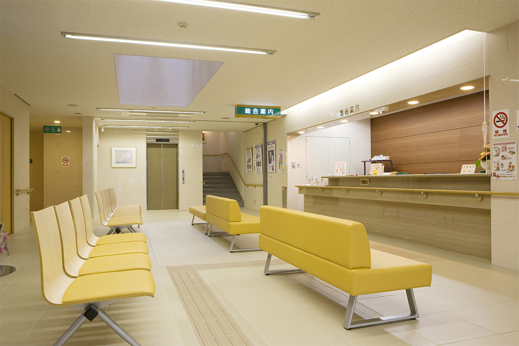 Hospital Reception Macdonnell Development Limited